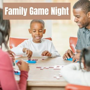 Educational games for families